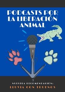 PODCAST POR LA LIBERACIÓN ANIMAL
